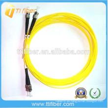 3m SM DX ST / UPC cable de fibra óptica de remiendo