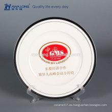 Bone china Decorativos caseros de cerámica fina con precio bajo
