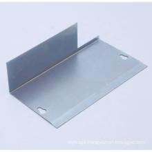 custom sheet metal stamped OEM angle corner bending stamping bracket
