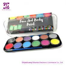 Fiesta de pintura facial compatible con la FDA para niños