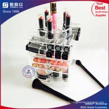 Support d'affichage cosmétique en acrylique