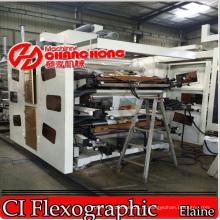 Machine d'impression multicolore de PVC (type de satellite) / machine d'impression de Flex