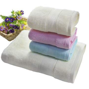 Promotion Serviettes Plaine Couleur Dobby Satin