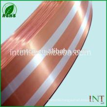 silver inlay tape bimetal strip