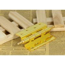 Bisagras de puerta, bisagras de latón, bisagras de acero inoxidable, bisagras de puerta de madera, Al-G1001