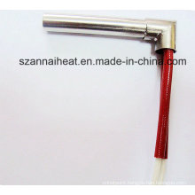 Industrial Cartridge Heater with Sharp Right (DTG-119)