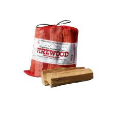 Customize All Colors Firewood Raschel Mesh firewood bag