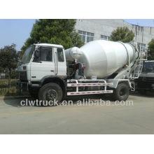 Suministro de fábrica 6-8M3 precio del camión mezclador de hormigón, camión mezclador Dongfeng 8 metros cúbicos