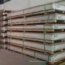 Largura Extra e Comprimento da Placa de Alumínio 5052 5083 5754