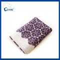 Cotton Yarn Embroidered Bath Towel