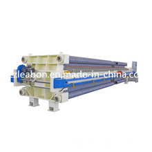 Presse-filtre de lavage de tissu de rendement élevé pour le titane