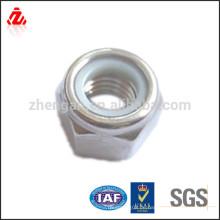 C-Stahl Nylon-Sicherungsmutter M12