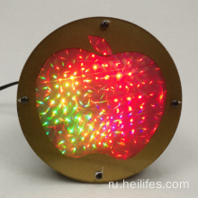 3D Apple Stereo Lantern подарок