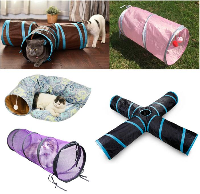 Dog & Cat Tunnels Toy pages