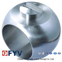 Pièces de valve de haute qualité Billes de valve en acier inoxydable