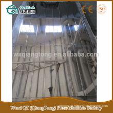 1220 * 2440mm hochglänzende Stahlpressplatte