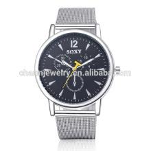 Produits les plus populaires Mode Montre bracelet à quartz de haute qualité SOXY004