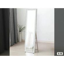Большое размер 35 * 137см серебро алюминий зеркало напольное зеркало
