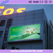 Outdoor LED Display Screen Board Factory P8 on The Mall
