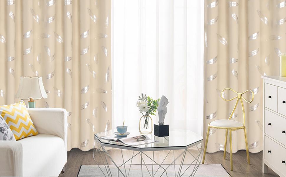 Beautiful Bedroom Curtain