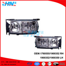 Replacement Headlamp 1760555 1900352 Truck Body Parts