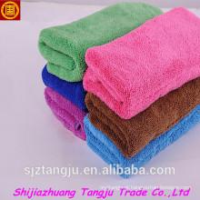 Toalha de algodão sólido de alta absorção, toalhas de cozinha de algodão, toalhas de chá de algodão