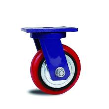 Rodízios giratórios de capacidade extra alta com rodas de poliuretano