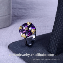 nouveaux arrivants bague de mariage bijoux vente chaude femmes bagues