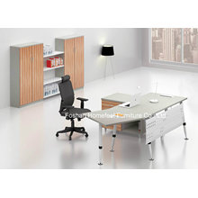 Table ronde de bureau de directeur contemporain (HF-BSA04)
