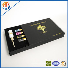 Custom Paper Sleeve Box with Foam Insert for Beauty Products Sets Packaging