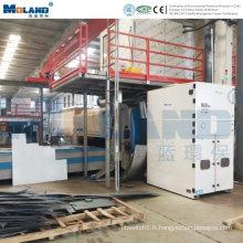 Collecteur de poussière industriel pour machine de découpe laser