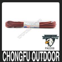 Nanjing chongfu 550 alta qualidade paracord para pulseira