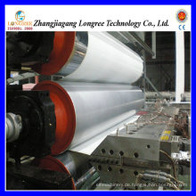 Plastikblatt-Maschine, Haustier-Blatt-Verdrängungs-Linie mit 0.2-2.0mm