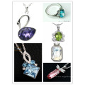Wholesale Crystal Jewelry Stone (3002, 3009, 3014, 3010)