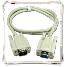 Câble série DB9pin série Premiun RS232 avec mâle à mâle