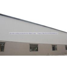 Fabrique paneles de pared de PVC de resina Asa de calidad superior en exteriores