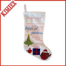 Promoção do feriado de Whoesales Santa Que dá a meia do Natal
