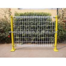 China fonte cerca de jardim decorativo / cerca de jardim pequeno / cercas de malha de arame barato