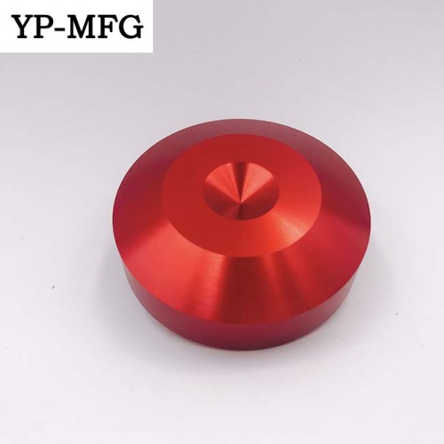 Anodized Aluminium Machining Part Layanan Kustom Prototyping