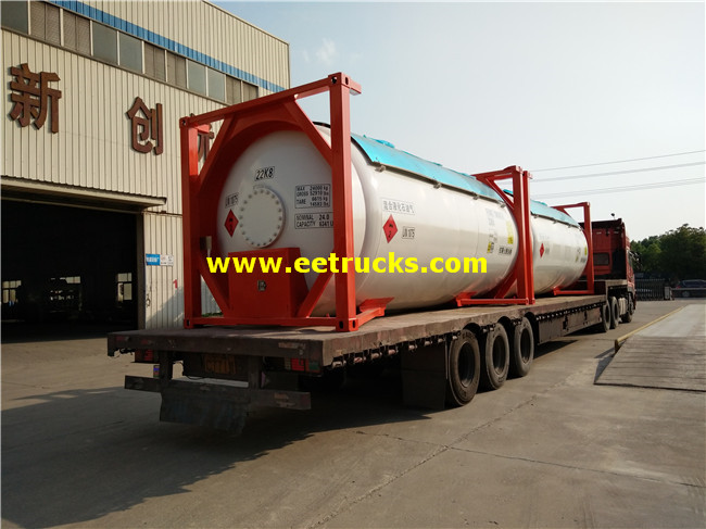 LPG Tank Containers