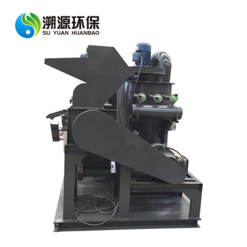 Miedź Crusher Cable Recycling Metal Granulator Machine