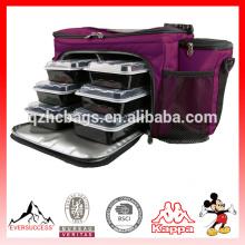 Управление пользовательскими обед Сумка для пикника изолированный мешок обеда (с esx-LB285)