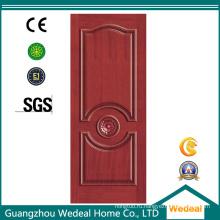 Завод поставляет деревянные и стальные межкомнатные двери в различных стилях