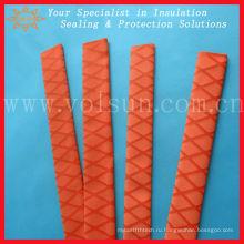 Нескользящим тепла красный термоусадочной трубки для удочка