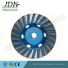 Diamond Wheel Cup for Stone Rough and Fine Grinding