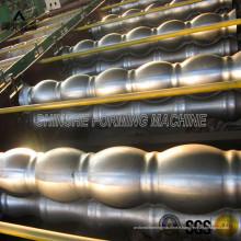 Machines de formage de rouleaux de toit en tôle d'acier de couleur