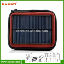 Christmas gift! ALD-P03 New arrival 2000mah waterproof solar charge power bank