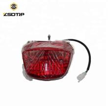 SCL-2013010960 Lâmpada de cauda, luz traseira para CB1 CB125 motocicleta