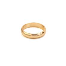 10236- Xuping Artificial Gold Jewelry Finger O Anillos Anillos de boda pasados de moda