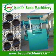 Briquettes de poudre de charbon de bois Mach / Shisha Charcoal Extrusion Machine / Shisha Charcoal Tablet Machine à vendre 008613343868845
